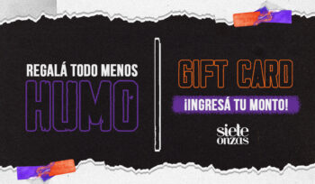 Gift Card Ingresá Tu Monto